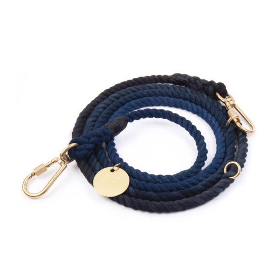 Manhattan rope dog leash, Adjustable