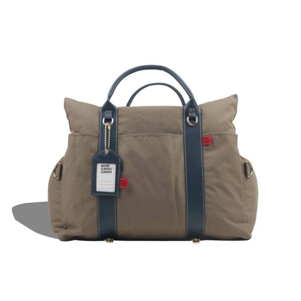 Mon-Carseat Rich Brown