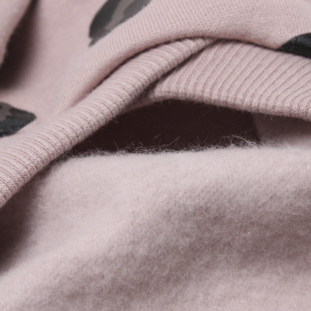 Hoodie Leopard Pink 6