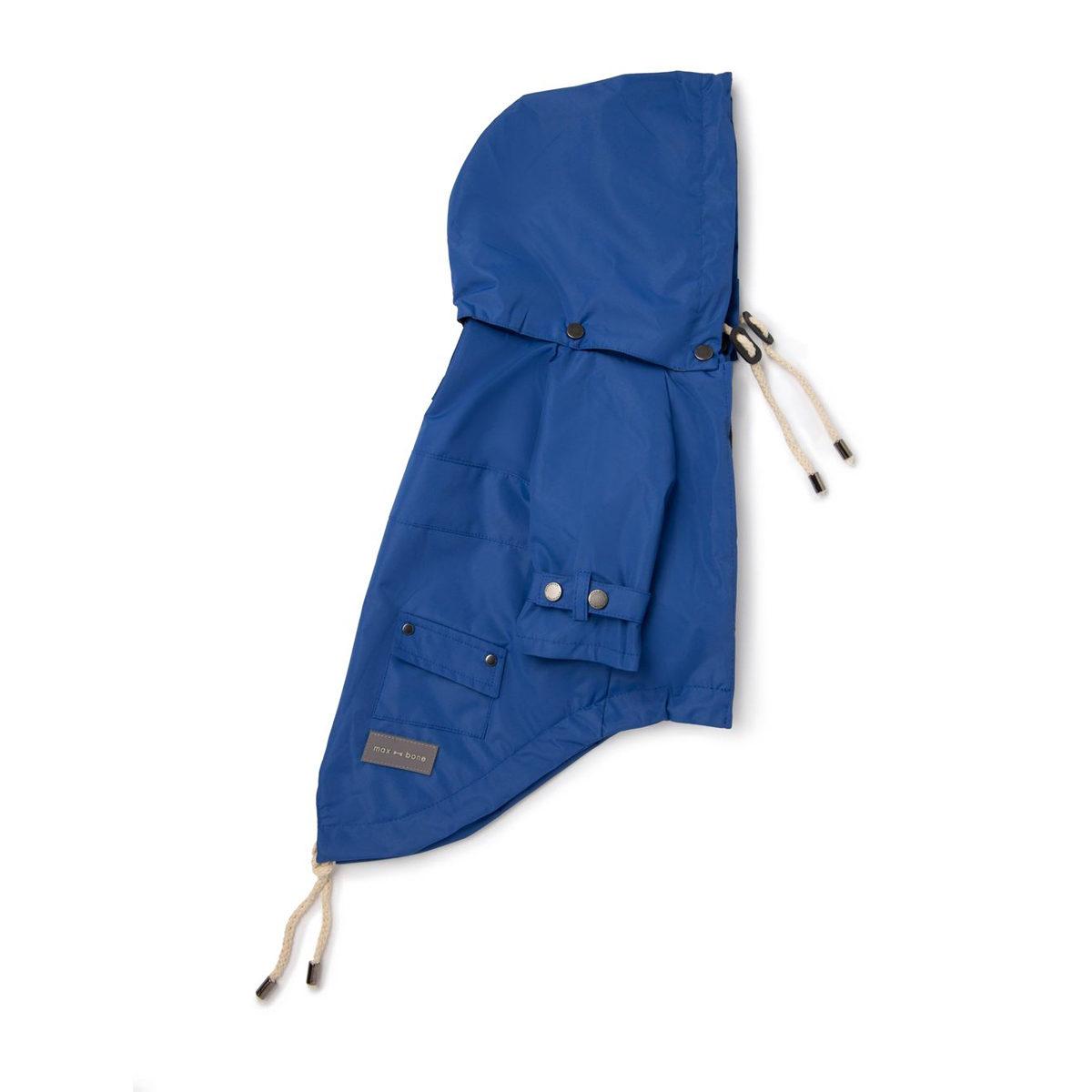 Raincoat Blue 1