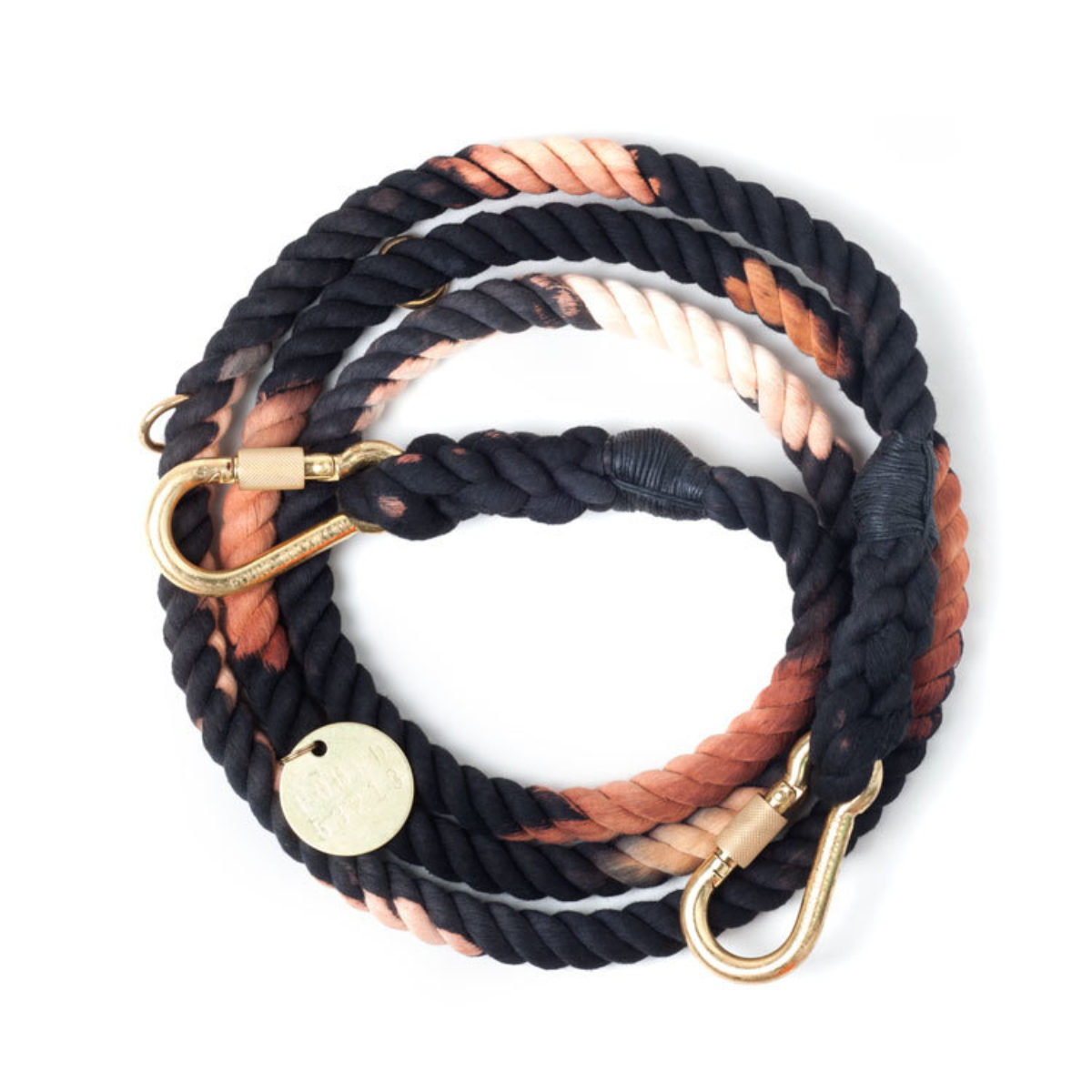 Galaxy rope dog leash, adjustable