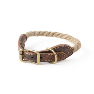Country style Hundehalsband